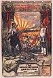Soviet propaganda poster, proletarian dictatorship 1918.jpg