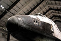 Space Shuttle Endeavour Nosecone - Flickr - FastLizard4.jpg