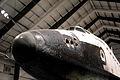 Space Shuttle Endeavour Nosecone - Flickr - FastLizard4.jpg