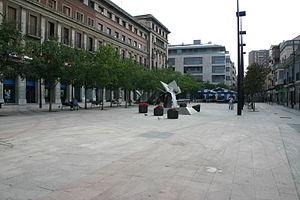 L'Hospitalet de Llobregat - L'Hospitalet de Llobregat city centre