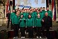 Special Olympics World Winter Games 2017 reception Vienna - Romania.jpg