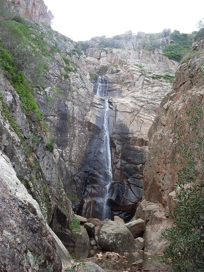 Villacidro - Cascata Sa Spendula