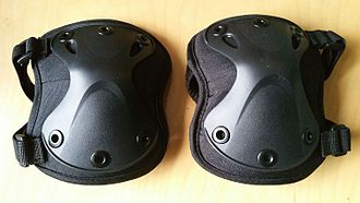 Elbow pad - Russian military style elbow pads