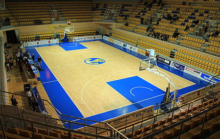 Campo da pallacanestro - Wikipedia
