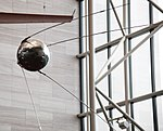 Sputnik1 a - Smithsonian Air and Space Museum - 2012-05-15 (7275640706).jpg