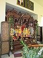 Sri Sri Radha Krishna Temple shrine (32595070198).jpg