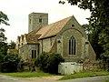 St. Augustine's church at Burrough Green - geograph.org.uk - 501849.jpg