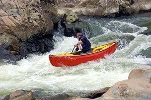 St. Francis River - Missouri Whitewater Championships, 2008