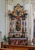 St. Georg - Mundelfingen - Left side altar 01.jpg