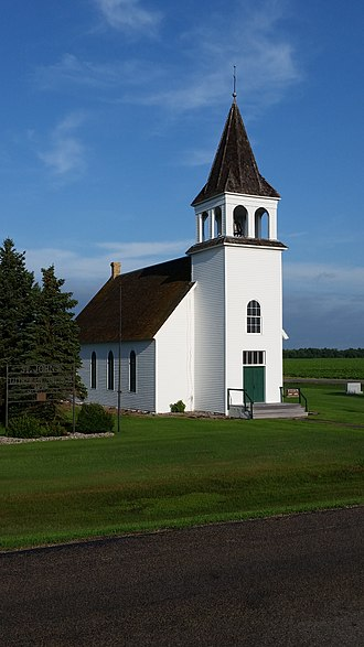 South Wild Rice Church - St. John's as of August 31st, 2014