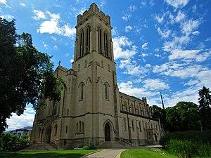 Episcopal Church in Minnesota - Saint Mark's Cathedral, Minneapolis