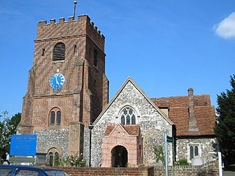 Langley, Berkshire - Image: St. Mary the Virgin Church, Langley geograph.org.uk 25667