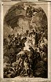 St. Paul shipwrecked on Malta. Etching by F. Bartolozzi, 179 Wellcome V0014727.jpg
