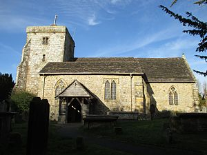 St Peter's Church, Ardingly - Image: St. Peter's, Ardingly