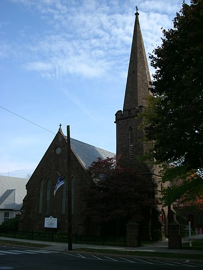 St. Peter's Episcopal Church (Milford, Connecticut)