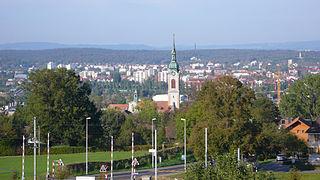 Kreuzlingen Place in Thurgau, Switzerland