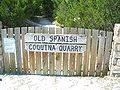 St Aug Anastasia SP quarries sign01.jpg