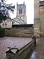 St Bartholomew's Church, Elvaston - geograph.org.uk - 467676.jpg