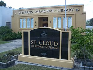 St. Cloud, Florida - Heritage Museum