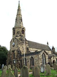 St Cuthbert's Church, Halsall.JPG