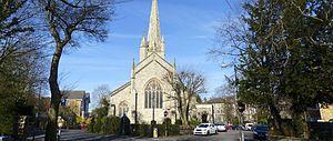 St John's Blackheath - Image: St John's Church Blackheath