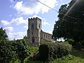 St Mary's Church in summer - geograph.org.uk - 878381.jpg