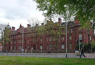 Saint Mary's Hospital, Manchester - Saint Mary's Hospital