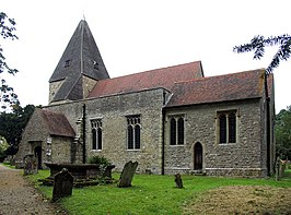 St Mary, Hunton, Kent - geograph.org.uk - 326630.jpg