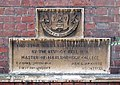 St Mary, Lansdowne Road, London N17 - Foundation stone - geograph.org.uk - 985871.jpg