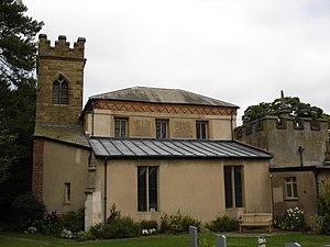 Tollerton, Nottinghamshire - Image: St Peter's Church, Tollerton (2) geograph.org.uk 940067