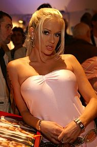 Stacy Silver na Venus Berlin 2006