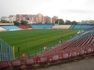 Stadionul Oțelul - Image: Stadionul Otelul din Galati