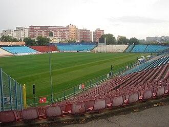 ASC Oțelul Galați - Oțelul Stadium