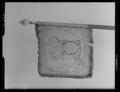 Standar Karl XIs namnchiffer - Livrustkammaren - 10736.tif