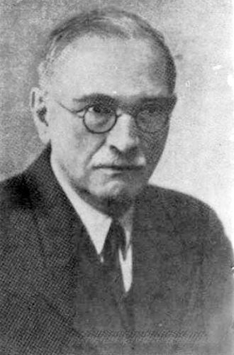 Polish legislative election, 1922 - Image: Stanisław Thugutt