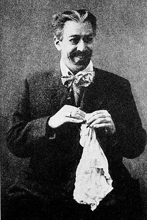 The Cherry Orchard - Konstantin Stanislavski as Leonid Gayev, c. 1922