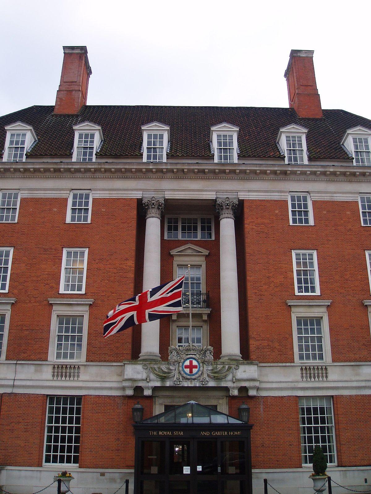 Royal Star and Garter Home, Richmond - Wikipedia