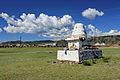 Stara stupa Nirwany w Karakorum.jpg