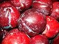Starr-070730-7797-Prunus domestica-fruit-Foodland Pukalani-Maui (24864091426).jpg