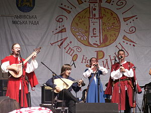 Stary Olsa - Image: Stary Olsa, Lviv 2008