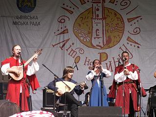Stary Olsa Belarusian medieval folk band