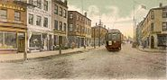 State Street from Market Square, Newburyport, MA