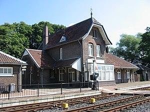 Hemmen-Dodewaard railway station
