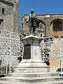 Statua di Giuseppe Pisanelli, piazza Pisanelli, Tricase (LE).jpg