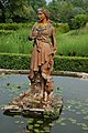 Statue at Hellens Manor - geograph.org.uk - 471871.jpg