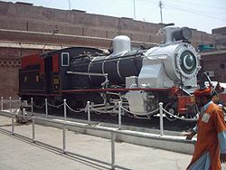 History of rail transport in Pakistan - Wikipedia, the free ...