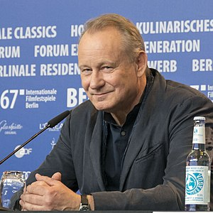 Stellan Skarsgård - Stellan Skarsgård at the 2017 Berlin Film Festival