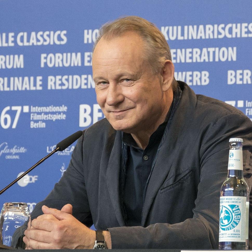 Stellan Skarsgård at the 2017 Berlinale