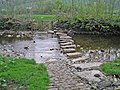 Stepping stones - geograph.org.uk - 796939.jpg