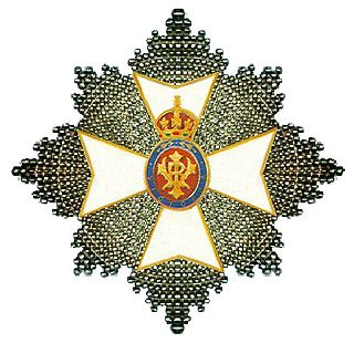 Royal Victorian Order Series of awards in an order of chivalry of the United Kingdom